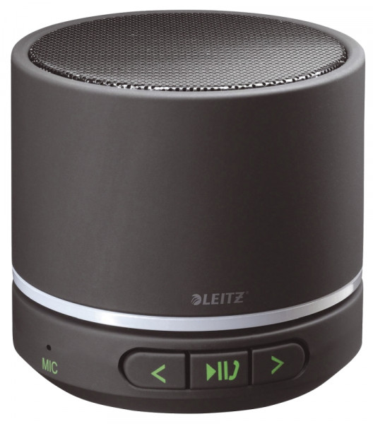 6358 Lautsprecher Mini Mobile - Bluetooth, schwarz