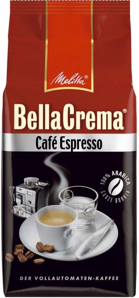 Melitta® Kaffeebohnen BellaCrema® CAFÈ - Espresso 1000g