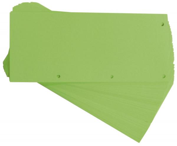 Trennstreifen Duo 160 g/qm Karton - grün, 60 Stück