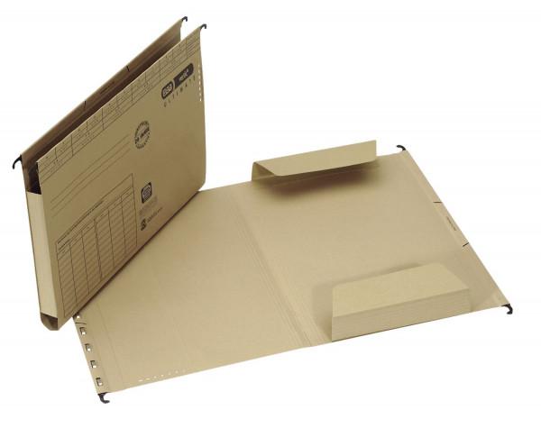 Hängeaktenmappe vertic® ULTIMATE®,mit 2 Einschlagklappen