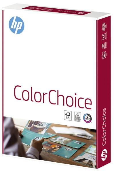 Colour Laser Papier - A4, 160 g/qm, weiß, 250 Blatt
