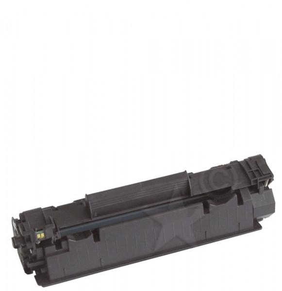 EMSTAR CE285A Toner schwarz, 1.600 Seiten,(ersetzt Toner HP CE285A) H703