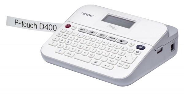 Brother® Beschriftungsgerät P-touch D400VP