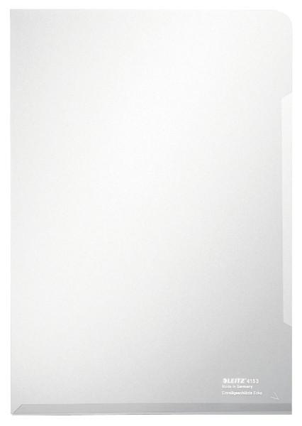 Leitz 4153 Sichthülle Super Premium, A4, PVC, dokumentenecht, farblos