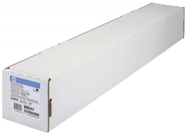 HP Inkjet-Plotterpapierrolle - 610 mm x 45,7 m, 80 g/qm, 1 Rolle