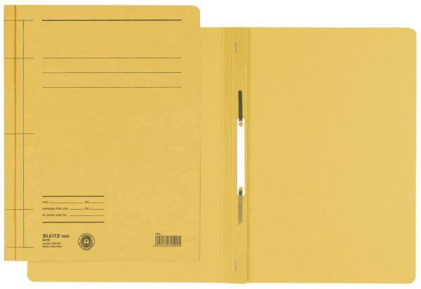Leitz 3000 Schnellhefter A4,gelb Manilakarton