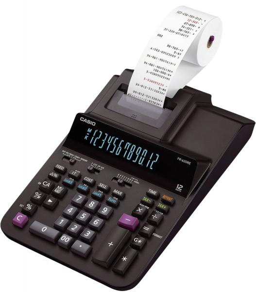 Casio® Tischrechner FR 620RE, druckend, 12-stellig