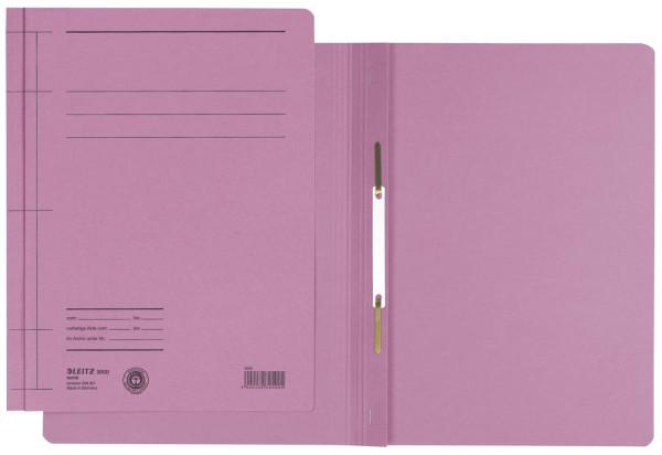 Leitz 3000 Schnellhefter A4,pink Manilakarton