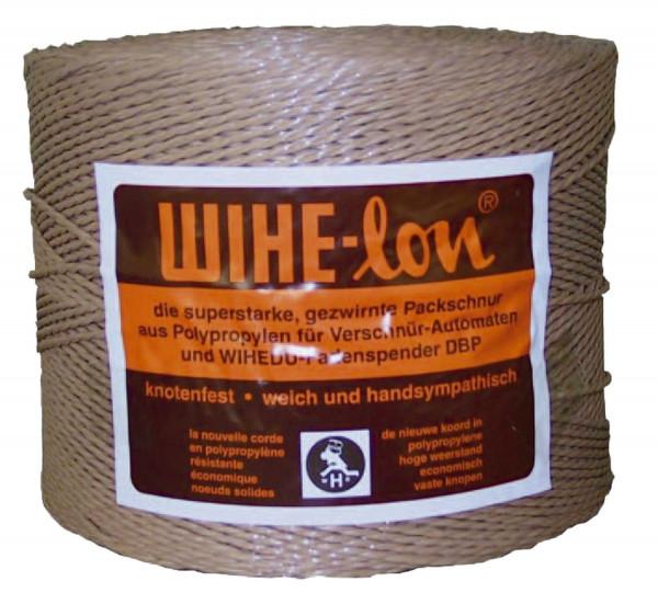 WIHE-lon Polypropylen-Packschnur, hanffarbig