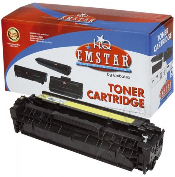 EMSTAR CE412A Toner yellow, 2.600 Seiten,(ersetzt Toner HP CE412A 305A) H769