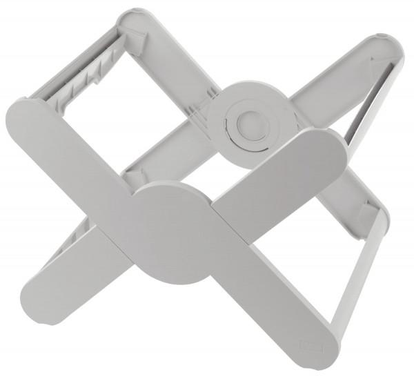 HAN 19071 Hängeregistraturkorb X-CROSS lichtgrau für 35 Hängemappen