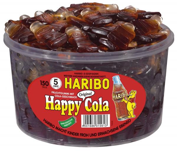 Fruchtgummi - Happy Cola, 150 Stück