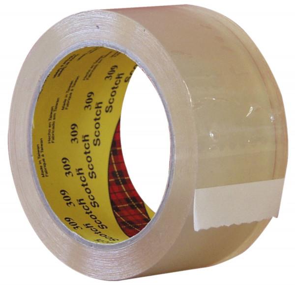 Scotch® 6890 Packband 66 m x 50 mm, transparent, PVC