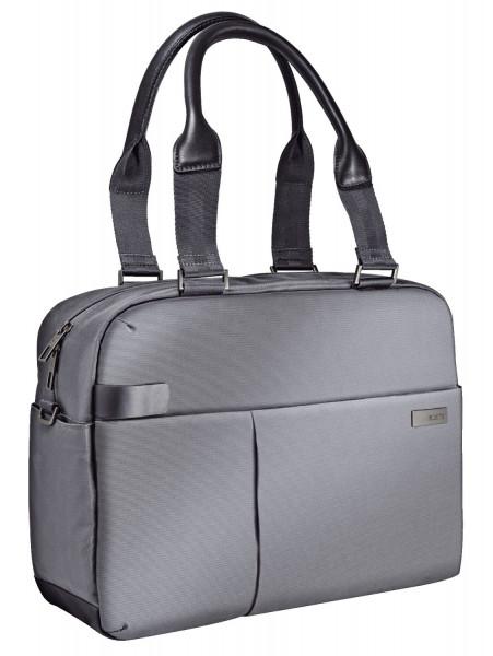 Laptop Shopper Complete - 13.3 Zoll, Polyester, silber grau