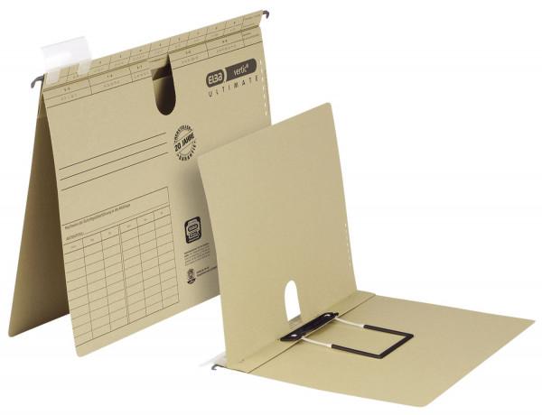 Hängehefter vertic® ULTIMATE® -A4, 230 g/qm, BZ-Heftung