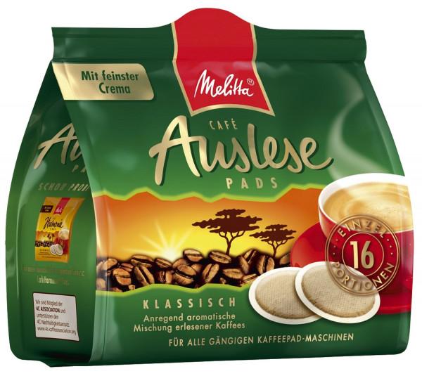 Kaffeepads - Melitta Auslese 16 Pads