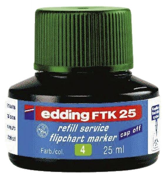 FTK 25 - Nachfülltusche, 25 ml, grün