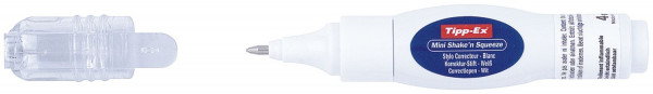Tipp-Ex® Korrekturstift Mini Shake´n Squeeze, 4 ml, weiß