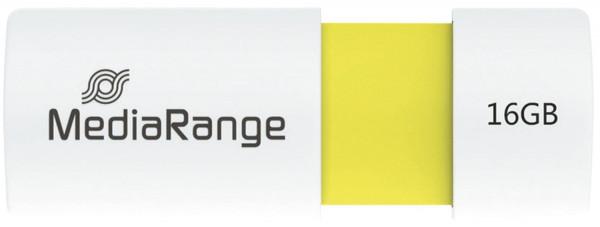 USB-Speicherstick gelb 16GB