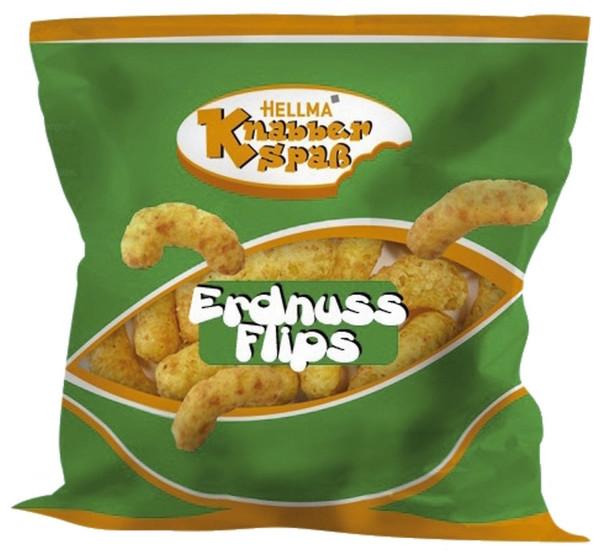 Erdnussflips - ca. 80 Portionsbeutel