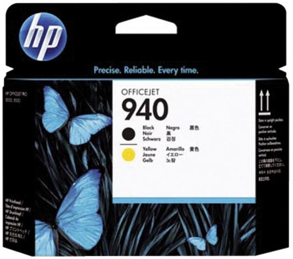 HP® 940 schwarz, gelb Inkjet-Druckpatronen C4900A 6.000 Seiten