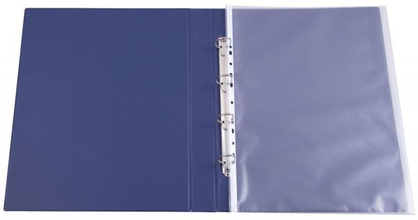Q-Connect Prospekthülle A3 hoch 80mym genarbt, 100 Stück