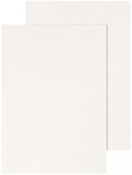 Kartondeckel, 250g/qm, weiß, 100 Stück
