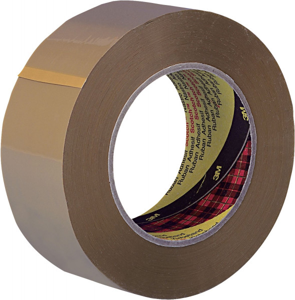 Scotch® 6890 Packband 66 m x 50 mm, braun, PVC