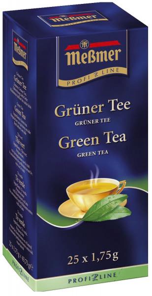 Meßmer Tee-Spezialitäten - Grüner Tee 25 Teebeutel