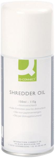 Q-Connect Aktenvernichter Öl 150 ml
