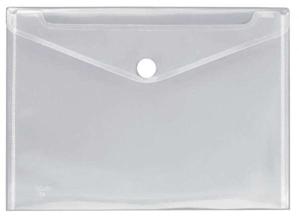 Veloflex Dokumentenhülle Crystal transparent A4 quer PP-Folie