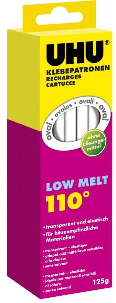 UHU® Klebepatronen LT 110, transparent, 125 g