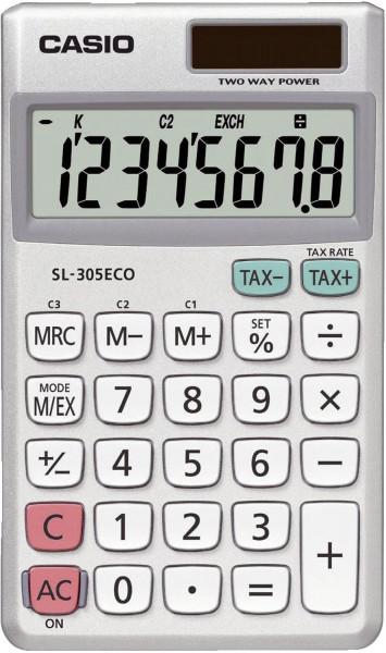 Casio® Öko Taschenrechner SL-305 ECO
