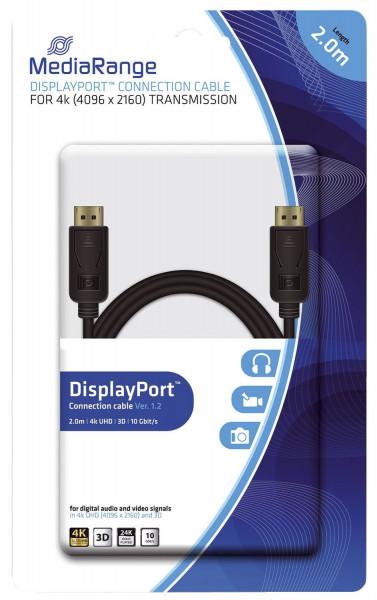 DisplayPort™ Anschlusskabel, 2 m