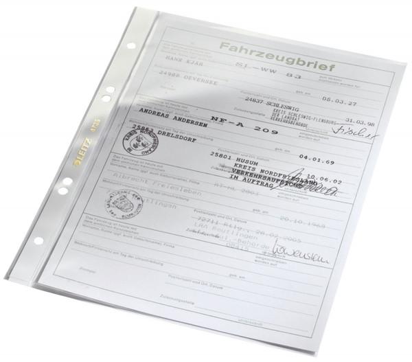 Leitz 4735 Prospekthülle Super Premium, A5, PVC, glasklar