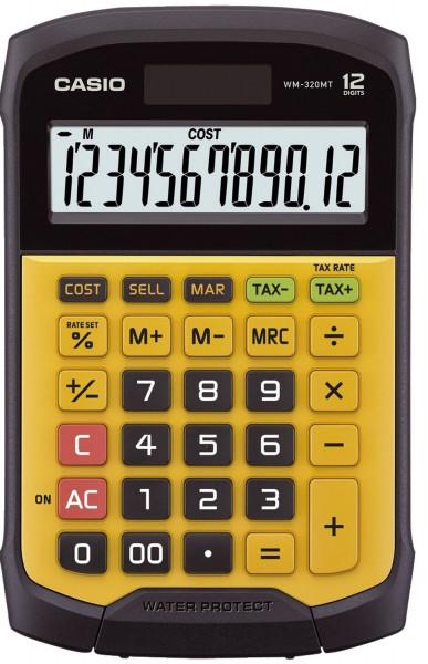 Casio® Taschenrechner WM-320MT
