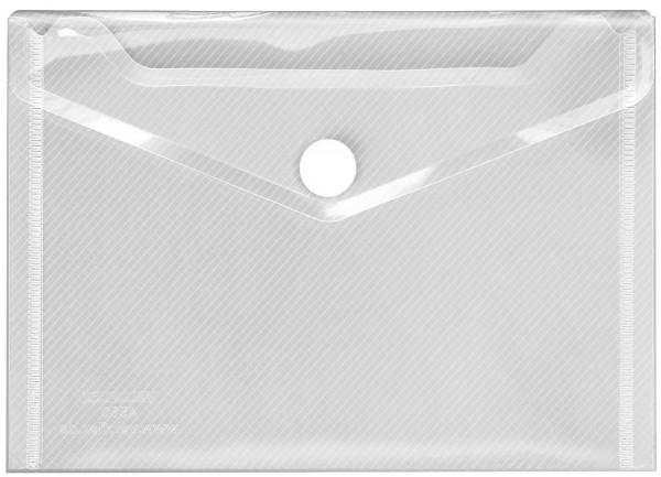 Veloflex Dokumentenhülle Crystal transparent A6, PP-Folie