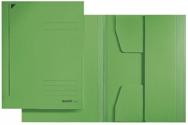 3923 Jurismappe, A3, Colorspankarton 300g, grün