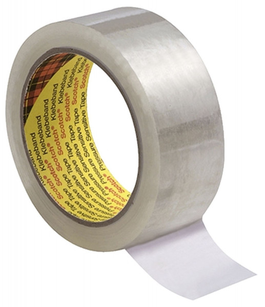 Scotch® 309 Packband 66m x 50mm, transparent