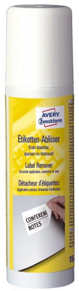 Avery Zweckform® 3590 Etiketten-Ablöser, Aerosolspray 150ml