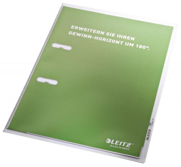 Leitz 4060 Standard Sichthülle genabt, A4, PP-Folie, 0,17 mm
