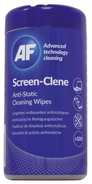 Screen-Clene - 100 Tücher in Spenderdose