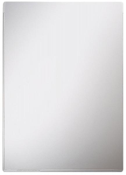 Leitz 4085 Sichttasche, A5, PVC, genarbt, farblos