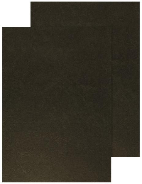 Kartondeckel, 250g/qm, schwarz, 100 Stück