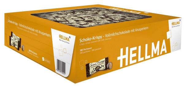 Schoko-Krispy Vollmilchschokolade