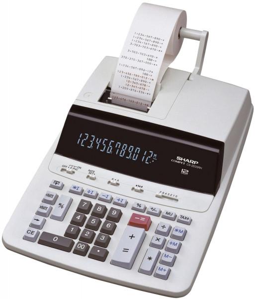 SHARP CS-2635RHGY Druckender Tischrechner