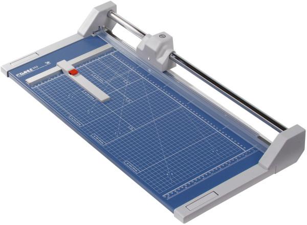 Dahle® Roll & Schnitt Schneidemaschine 552, Schnittlänge 510 mm