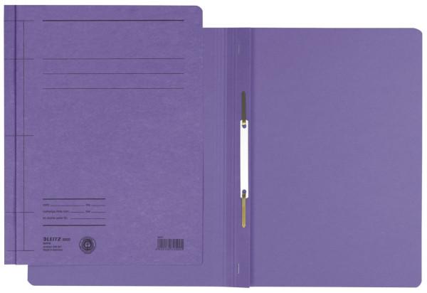 Leitz 3000 Schnellhefter A4, violett Manilakarton
