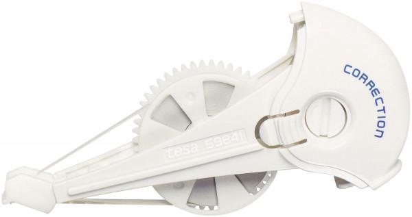 Tesa® Nachfülkassette für Korrekturroller ecoLogo, 4,2 mm x 14 m