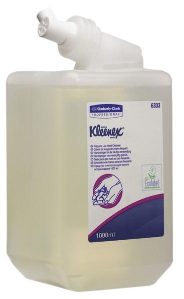 Kimberly-Clark® Waschlotion Nachfüllkartusche 1 Liter - Sanft, unparfümiert, transparent